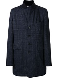 Capobianco Reversible Coat Blue