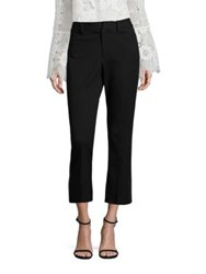 Nanette Lepore Rendezvous Cropped Flared Pants