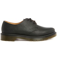 Dr. Martens 1461 Greasy Leather Black Derbies