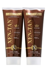 Xen Tan Dark Lotion Absolute Luxe Duo 112 Value