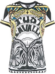 Just Cavalli All Over Print T Shirt 60