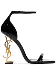 Saint Laurent Opyum 110 Ysl Heel S Black