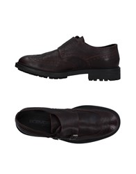 Boemos Loafers Dark Brown
