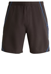 The North Face Voltage Sports Shorts Asphalt Grey Cosmic Blue Heather