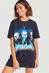Urban Outfitters Migos Fire Tee Black