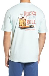 Tommy Bahama Men's Big And Tall Smokin' Rocks Graphic T Shirt