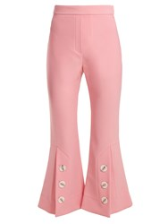 Ellery Fourth Element Flared Trousers Pink