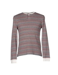 Band Of Outsiders Sweaters Grey