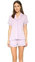 Splendid Short Pj Set Fair Orchid