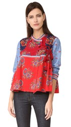 Ulla Johnson Vashti Jacket Patchwork