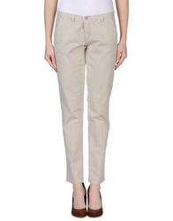 Alpha Massimo Rebecchi Casual Pants Light Grey