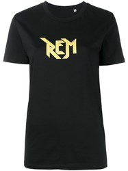 Tank 'Rem' T Shirt Black