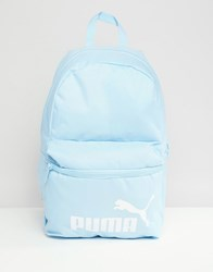 Puma Phase Backpack In Blue 07548710