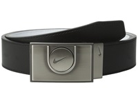 Nike Ball Marker Reversible Black White Men's Belts