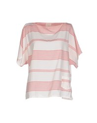 Band Of Outsiders Shirts Blouses Women Ivory