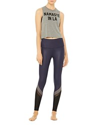 Alo Yoga Flow Tank Gray La