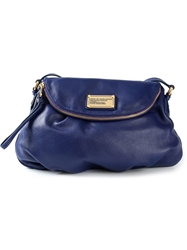 Marc By Marc Jacobs 'Classic Q Natasha' Cross Body Bag Blue