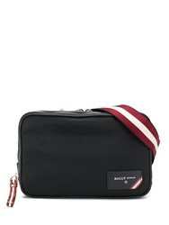 Bally Folys Sling Bag Black
