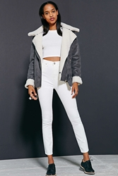 Bdg Twig Super High Rise Jean White Wax