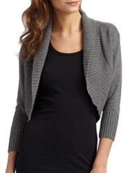 Harrison Morgan Knit Bolero
