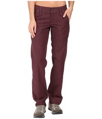 Kuhl Kendra Pant Burgundy Women's Casual Pants