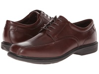 Nunn Bush Bartole St. Bicycle Toe Oxford Brown Men's Lace Up Bicycle Toe Shoes