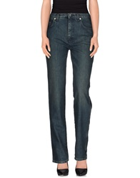 Moschino Jeans Denim Pants Blue