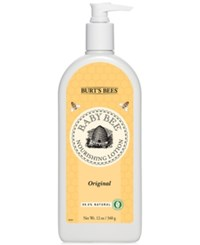 Burt's Bees Baby Bee Nourishing Lotion Original 12 Oz