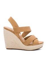 Splendid Dallis Wedge Beige