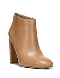 Sam Edelman Cambell Leather Booties Camel