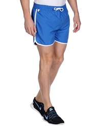 Russell Athletic Shorts Azure