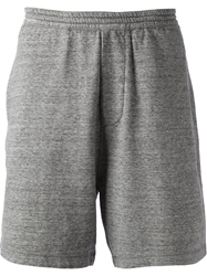 Dsquared2 Loose Fit Track Shorts Grey