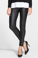 Lysse Women's Faux Leather Leggings Black