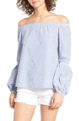 Wayf Women's Rushville Off The Shoulder Top