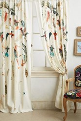 Anthropologie Nests And Nectar Curtain Multi