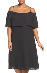 Sejour Plus Size Women's Off The Shoulder Dress