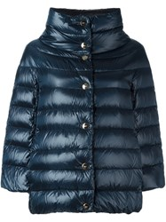 Herno Padded Jacket Blue