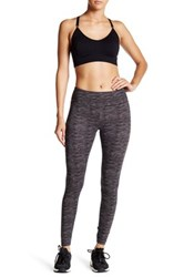 The Balance Collection Space Dye Legging Petite Black