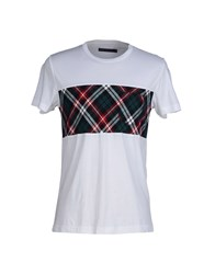 French Connection Topwear T Shirts Men White
