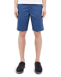 Ted Baker Geo Printed Shorts Blue