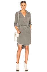 Nsf Esther Dress In Gray