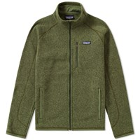 Patagonia Better Sweater Jacket Green
