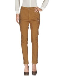 40Weft Casual Pants Camel