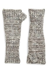 Women's Eugenia Kim 'Stef' Fingerless Gloves Grey Light Gray