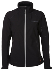 Vaude Cyclone Iv Soft Shell Jacket Black