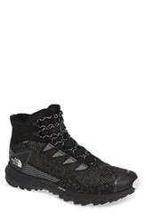 The North Face Ultra Fastpack Iii Mid Gore Tex Hiking Boot Black White