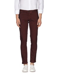 Antony Morato Trousers Casual Trousers Men Deep Purple
