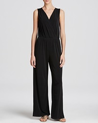 Vintage Havana Jumpsuit Sleeveless Wide Leg Black