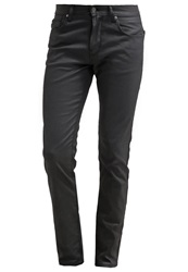 J. Lindeberg J.Lindeberg Damien Jet Set Slim Fit Jeans Black Metallic Black