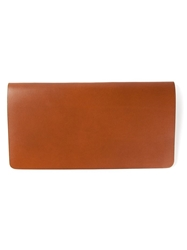 Isaac Reina Classic Travel Holder Brown